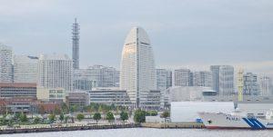 神奈川県横浜市のベイエリア